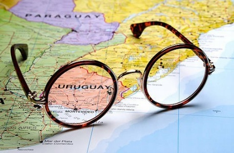 Blog de Mapas de Uruguay
