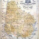 mapa antiguo uruguay