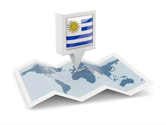 Mapas de Uruguay.com