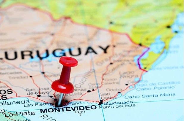 Mapas de Uruguay