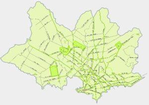 Montevideo mapas