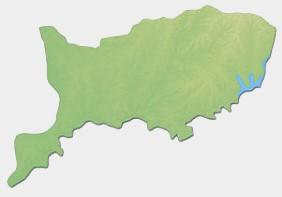 Río Negro mapas