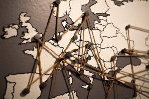 ¿Qué es un mapa político?