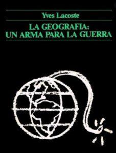 La Geografía un arma para la guerra Mapa