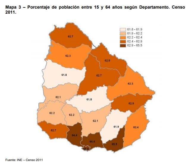 mapa poblacion 15 a 64 años