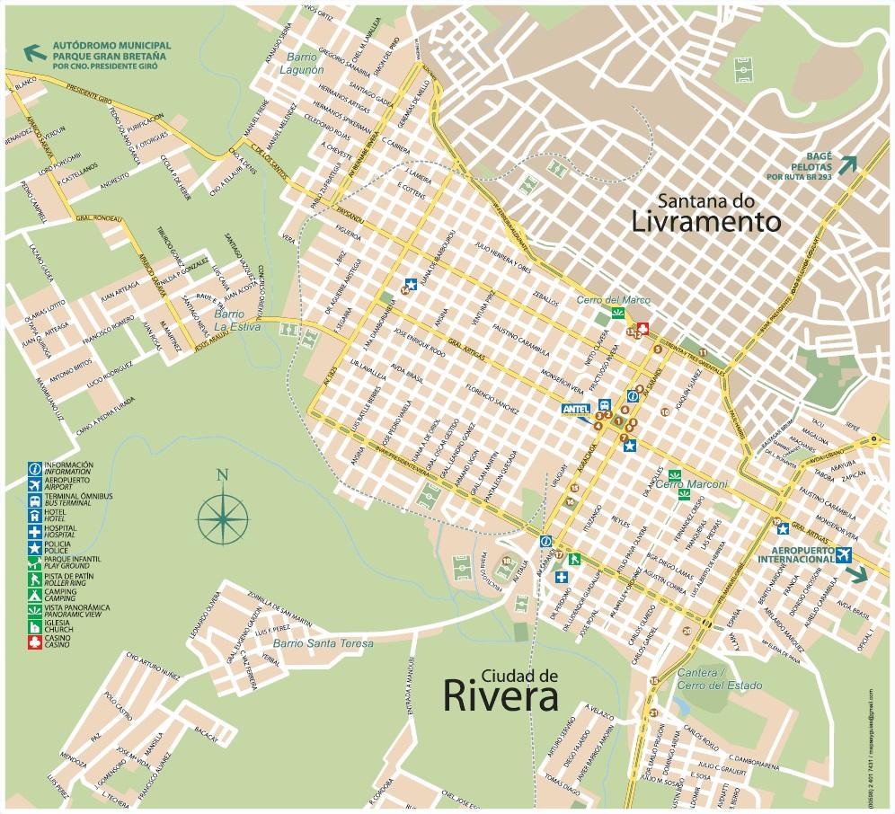 Plano Rivera