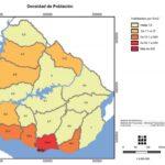 Densidad Población 2019