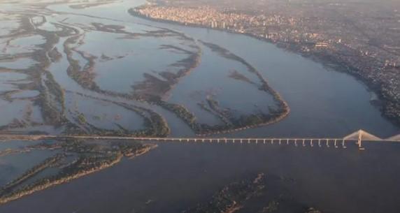 Río Paraná Cuenca del Plata