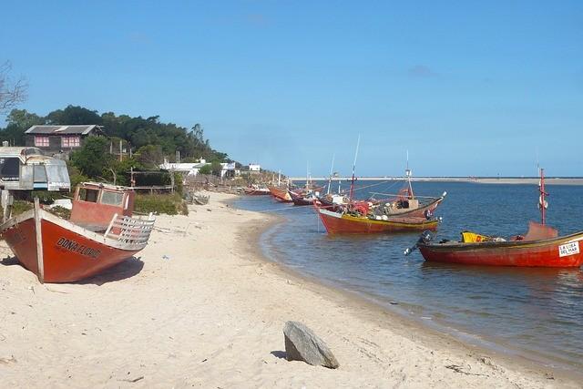 playas uruguay privilegio