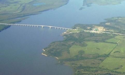 Cuenca del Plata e Hidrovía