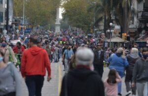 Población de Uruguay