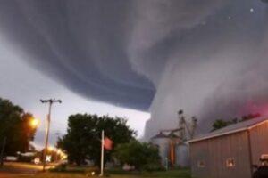Tornados en Uruguay